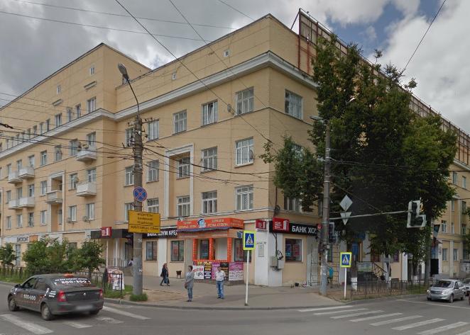 Банк Хоум Кредит в Смоленске - адрес